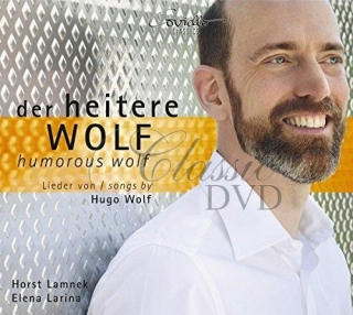 Humorous Wolf songs by Hugo Wolf (CD)