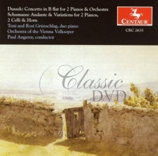 DUSSEK,J.L.: Concerto In B Flat (CD)