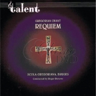 GREGORIAN CHANT - Requiem (CD)