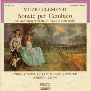 CLEMENTI - Sonate Per Cembalo (CD)