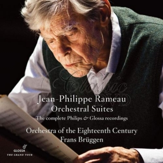 JEAN-PHILIPPE RAMEAU: Orchestral Suites (4CD)