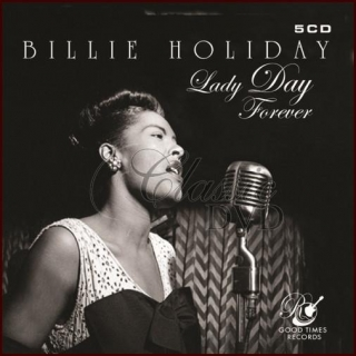 BILLIE HOLIDAY: Lady Day Flower - DÁRKOVÁ EDICE (5CD)