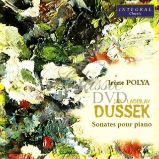 DUSSEK,J.L.: Piano sonatas (CD)