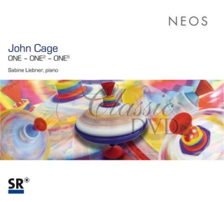 Cage, John - ONE / ONE2 / ONE5 (CD)
