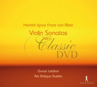 BIBER,H.: Violin Sonatas 1681 (2CD)